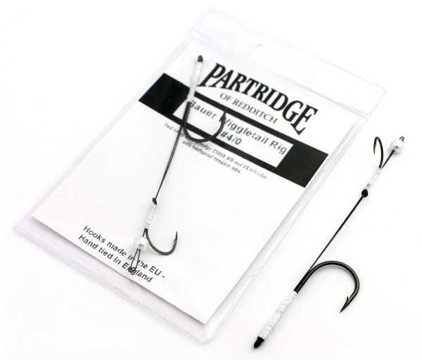Bild på Partridge Bauer Pike Rig Wiggletail