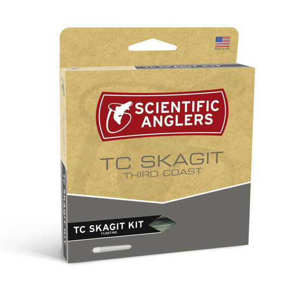 Bild på Scientific Anglers Skagit Extreme Multi Tip Kit