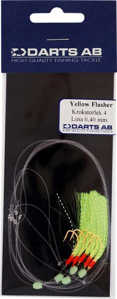 Bild på Darts Yellow Flasher Rig #3/0
