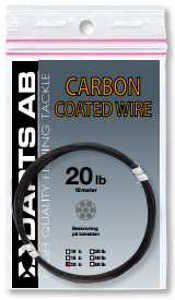 Bild på Carbon Coated Wire (10 meter) 15lbs