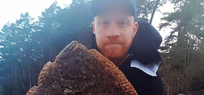 Henrik rapporterar bra piggvarsfiske | Team EL-GE Havsfiske