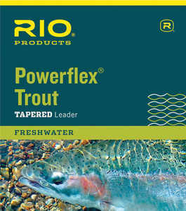Bild på RIO Powerflex Trout - 9 fot  0X