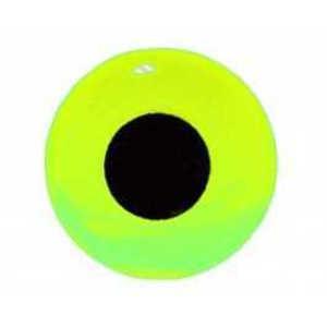 Bild på FutureFly 3D Epoxy Eyes 3mm Fluo Yellow