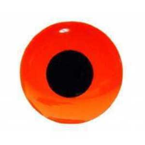 Bild på FutureFly 3D Epoxy Eyes 4mm Fluo Red