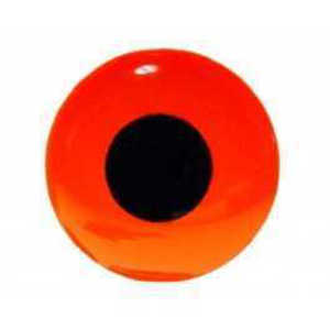 Bild på FutureFly 3D Epoxy Eyes 6mm Fluo Red