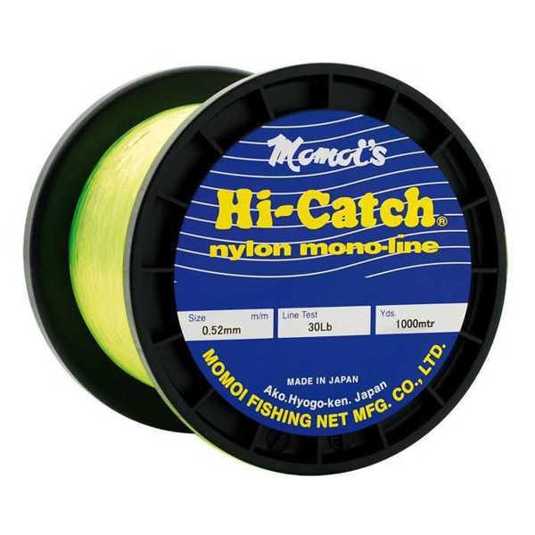 Bild på Momoi Hi-Catch Classic Fluo Yellow 1000m