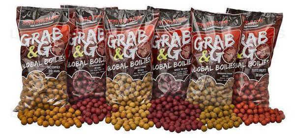 Bild på Starbaits Grab & Go Global Bana Cream 20mm (2,5kg)