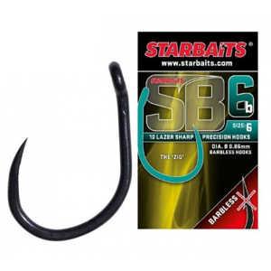 Bild på Starbaits SB6 Barbless (10 pack) #8