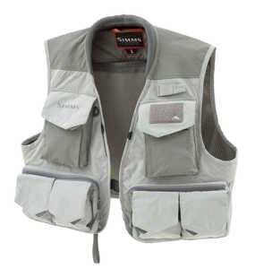 Bild på Simms Freestone Vest (Smoke) Small