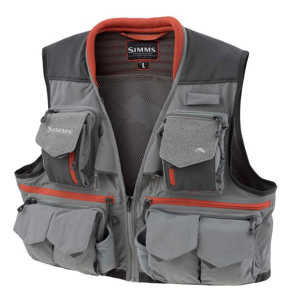 Bild på Simms Guide Vest (Steel) XXL