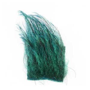 Bild på Wild Boar Hair (Vildsvin) Kingfisher Blue