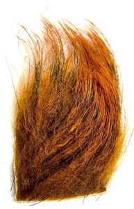 Bild på Wild Boar Hair (Vildsvin) Golden Brown