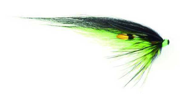 Bild på Frödin Micro Series Tubflugor (3cm) Black Green Helmet