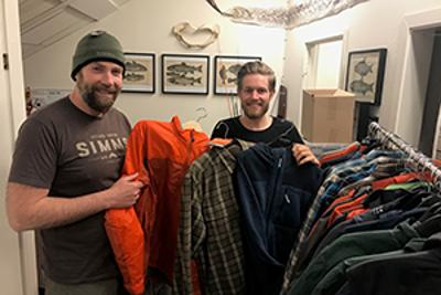 Simms Höstkollektion 2018
