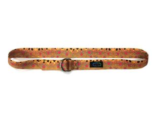 Bild på Wingo D-Ring Belts Brown Trout