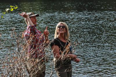 Fiskekursen i Lilla Lövsjön | Team Albin