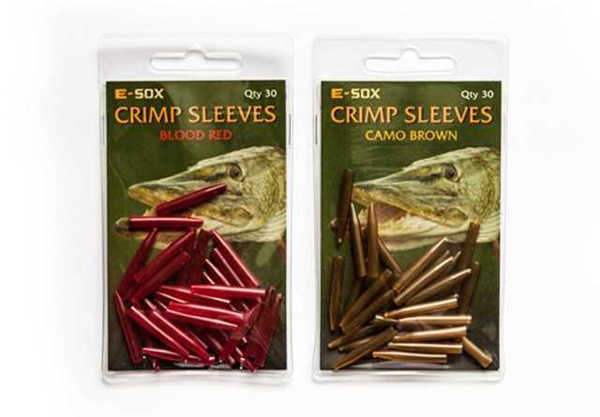 Bild på E-Sox Crimp Sleeves (30 pack)