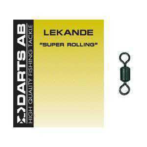 Bild på Darts Super Rolling Lekande XL (25 pack) #3/0 (181kg)