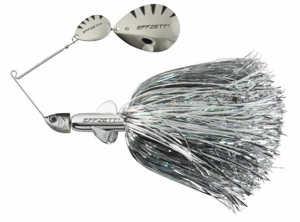 Bild på Effzett Pike Rattlin Spinnerbait 56g Silver