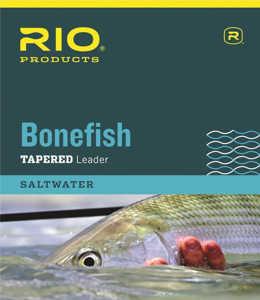 Bild på Rio Bonefish Leader 10ft 0,28mm / 4kg