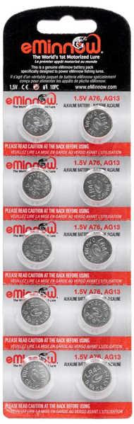 Bild på Alkaline Batteripack till FatBobba (10-pack)