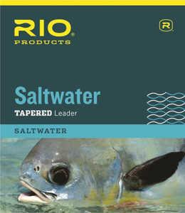 Bild på Rio Saltwater Leader 10ft 0,28mm / 4kg