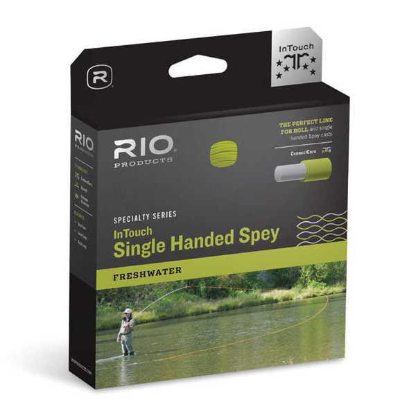 Bild på RIO InTouch Single Hand Spey WF6