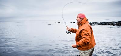 Ny säsong av Fiskedestination på tv   Johan Broman