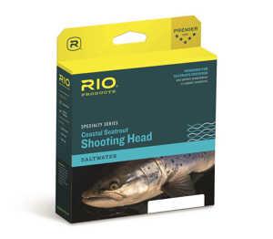 Bild på Rio Coastal Seatrout Shooting Head Floating #6/7