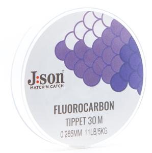 Bild på Json  Fluorocarbon Tippet 30m 0,265mm