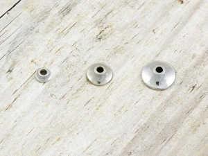 Bild på FITS Tungsten Turbo Cones (10-pack) Silver - Micro