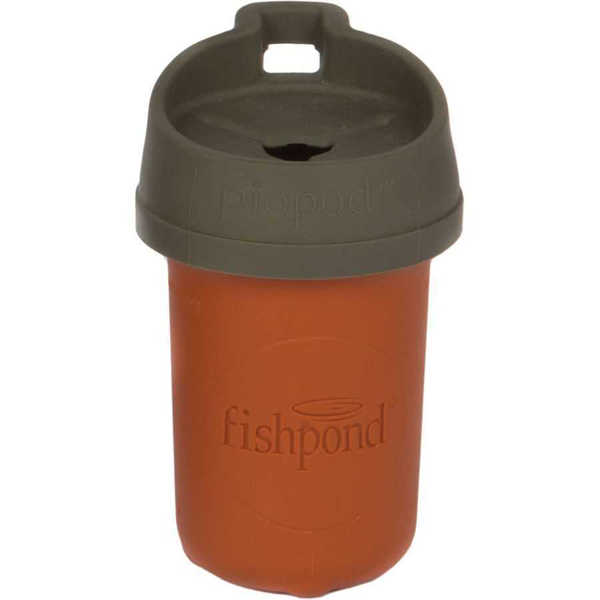 Bild på Fishpond Largemouth Piopod Microtrash Container Cutthroat Orange