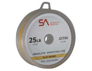 Bild på Absolute Shooting Line 25lbs (Yellow)