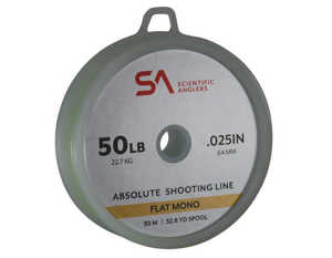 Bild på Absolute Shooting Line 50lbs (Optic Green)