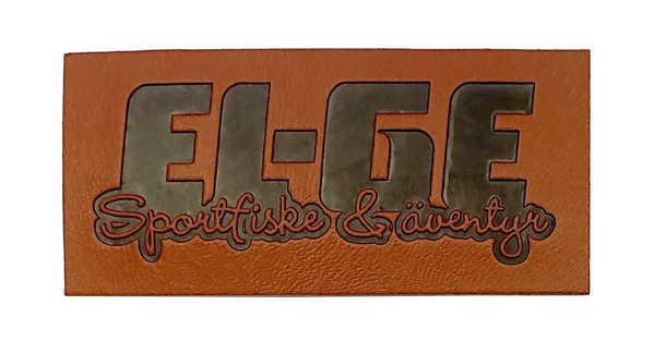 Bild på EL-GE Patch Läder