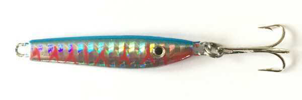 Bild på Varholmen Sillepinnen Blå / Silver Tiger 10g