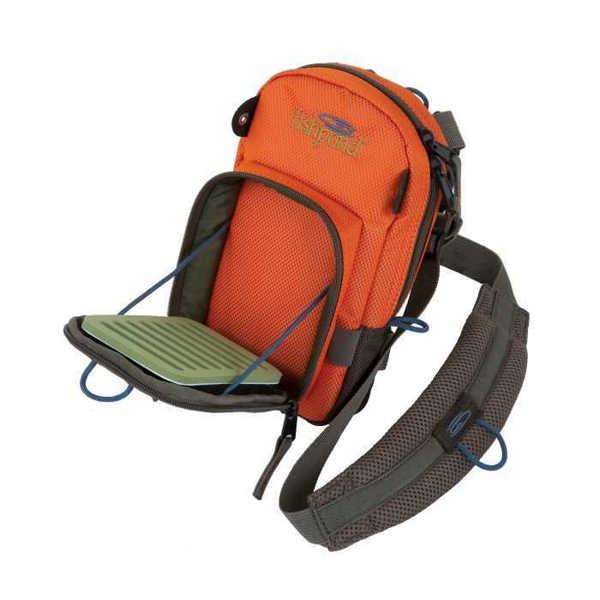 Bild på Fishpond San Juan Vertical Chest Pack (Cutthroat Orange)