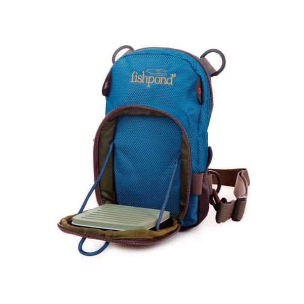 Bild på Fishpond San Juan Vertical Chest Pack (Bahama Blue)