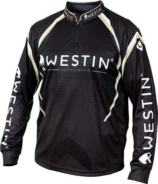 Bild på Westin Tournament Shirt Black/Grey