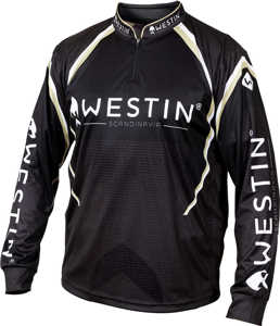 Bild på Westin Tournament Shirt Black/Grey Large