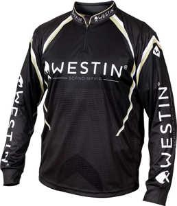 Bild på Westin Tournament Shirt Black/Grey XXL