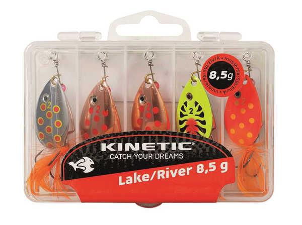 Bild på Kinetic Lake/River Mix Frille 8,5g