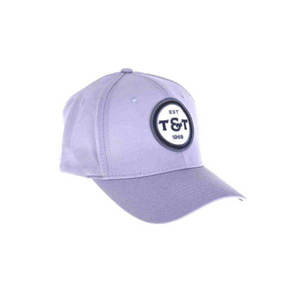 Bild på T&T Badge Silver Cap S/M