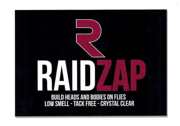 Bild på RaidZap Full Sticker