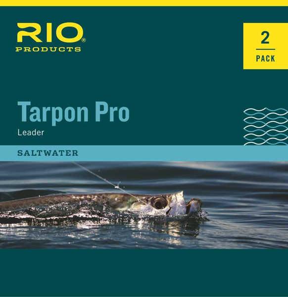 Bild på RIO Pro Tarpon Leader (2-pack)