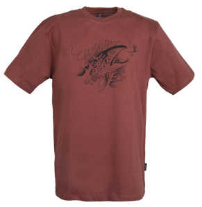 Bild på Guideline Angry Trout ECO Tee Brick XL