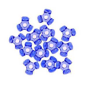 Bild på Sevenstrand Tri-Beads (40 pack) Blå