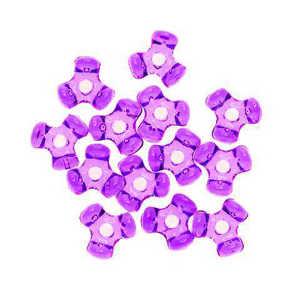 Bild på Sevenstrand Tri-Beads (40 pack) Lila