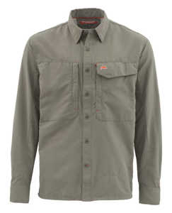 Bild på Simms Guide Shirt Olive XS