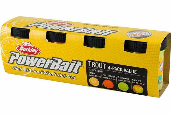 Bild på Powerbait Assortment 4 pack